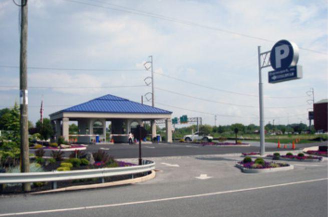 Expresspark South Lot Philadelphia Airport Parking Phl